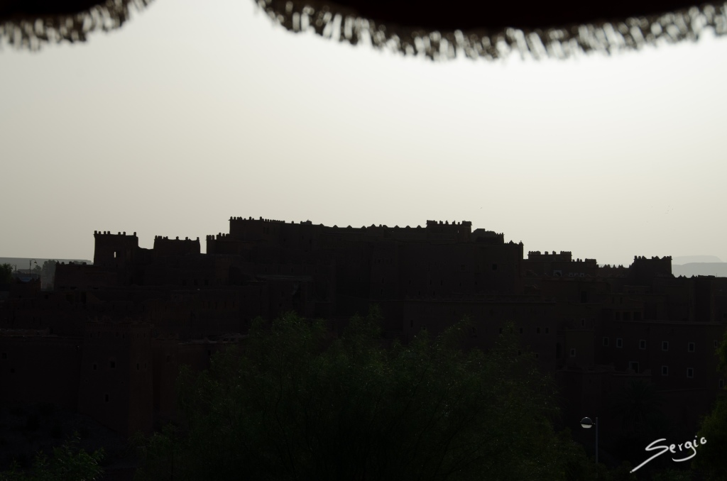 Kasbah muy oscura