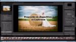 proyección diapositivas
